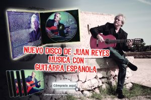 Nuevo disco. Página web del Gran Guitarrista flamenco Juan Reyes. También en redes sociales Facebook e Instagram. Guitarra flamenca, Paco de Lucía, contrataciones, conciertos, fiestas privadas, bodas y hoteles.