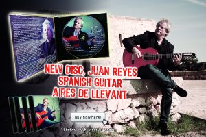 Aires de Llevant advertising. Website of the Great Flamenco Guitarist Juan Reyes. Also on social networks Facebook and Instagram. Flamenco guitar, Paco de Lucía, contracts, concerts, private parties, weddings and hotels.