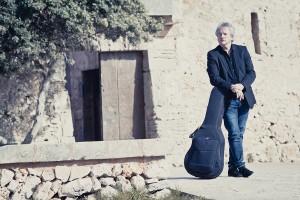Juan Reyes en Mallorca.